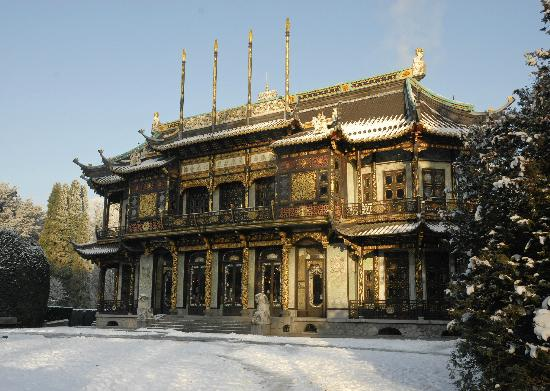 Museums of the Far East