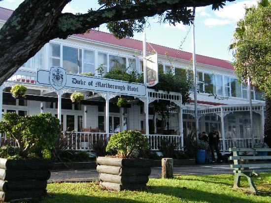 Duke of Marlborough Hotel
