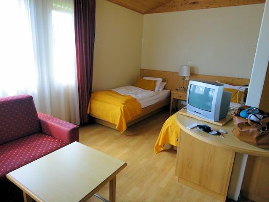 Hotel Geysir: Room