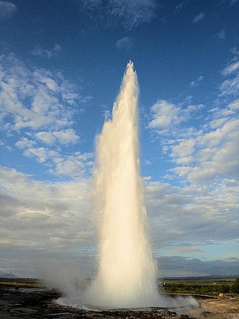 Hotel Geysir: Strokkur is a 5 minute walk from your door