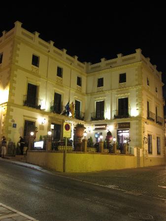 Hotel El Poeta de Ronda: Hotel desde fuera