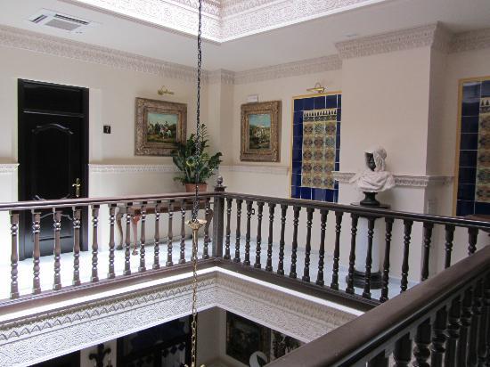 Hotel El Poeta de Ronda: Planta primera