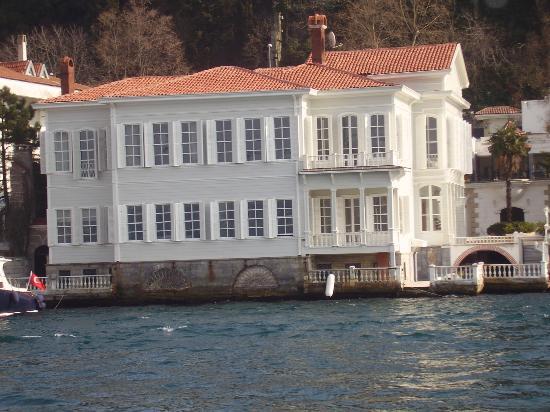 Grand Emin Hotel: la maison de Mouhaned sur le Bosphore