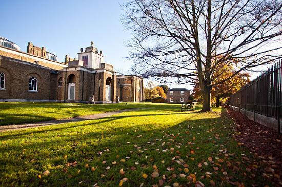 Dulwich Picture Gallery in the Autumn