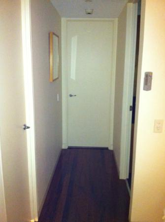 Phillip Island Apartments: Hallway Area in 2 Bedroom Apartment