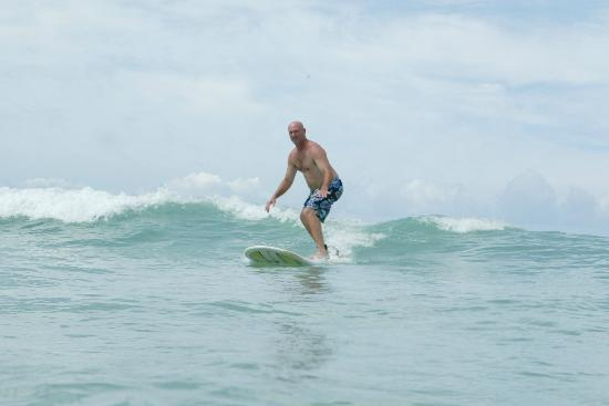 DCX Surf School : 1st surfing experience