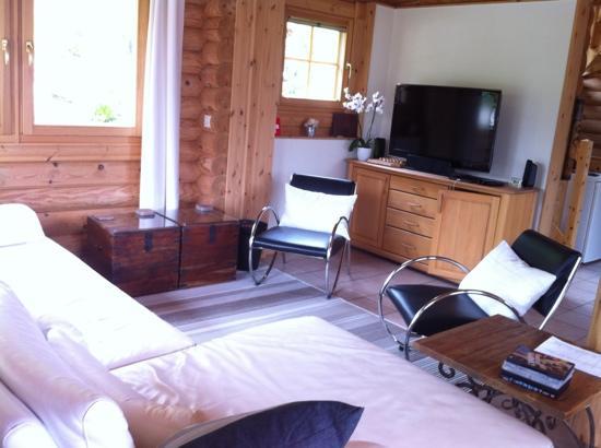 Alpine Comfort: Lounge