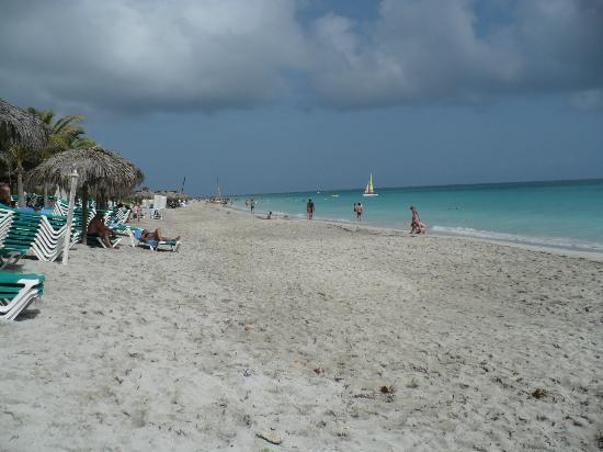 Melia Península Varadero: plage