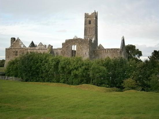 Quin Abbey: Quin Friary, Co. Clare