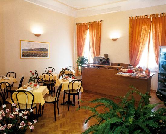 Hotel Leopolda: SALA COLAZIONI