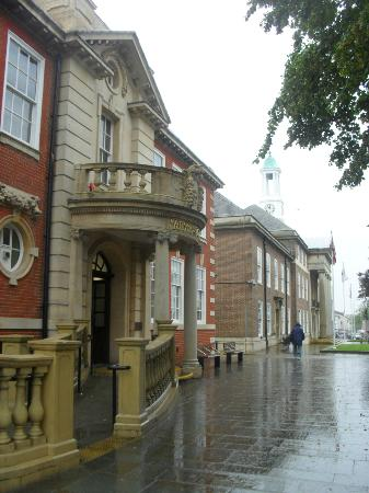 ‪Worthing Museum and Art Gallery‬
