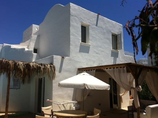 Thalassines Beach Villas Hotel: villa