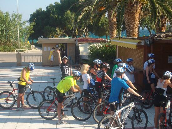 Holiday Village Kos by Atlantica: cycling