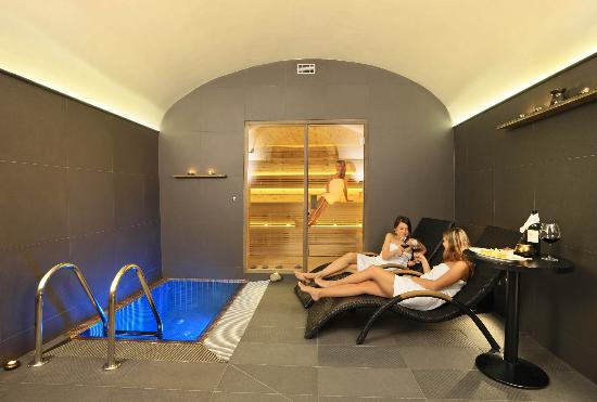Chateau St. Havel - wellness hotel: wellness - sauna