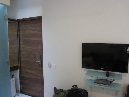 Causeway Hotel: Flat Screen TV