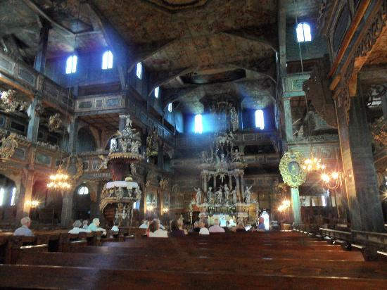 Churches of Peace in Jawor and Swidnica: The interior