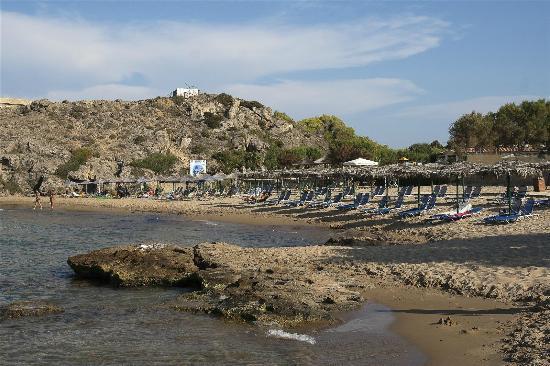 Plaka Beach: Plaka Beach Vasilikos