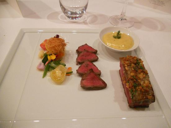 Le haut allier alleyras restaurant reviews phone for Auvergne cuisine
