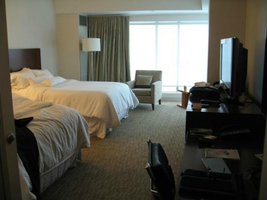 The Westin Boston Waterfront: room