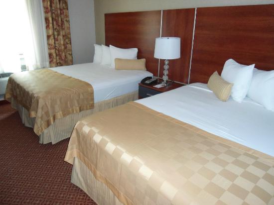 Ramada Staten Island: room 212