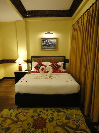 Hotel Tibet International: Honeymoon Suite