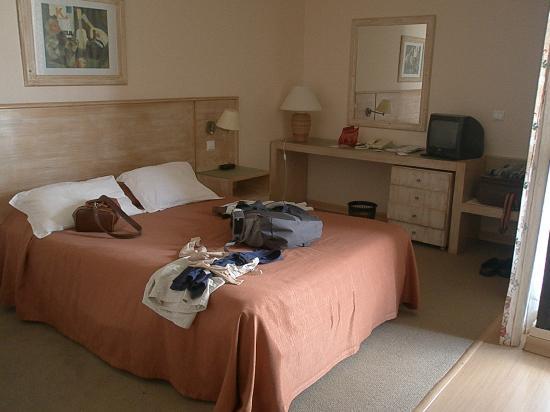 Dorisol Buganvilia: Comfy bed
