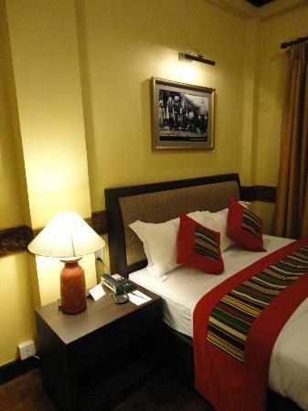 Hotel Tibet International: Lovely Bedroom