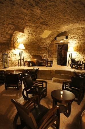 Lavault: Private function room in basement