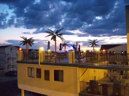 Mali Kai: Vue du balcon