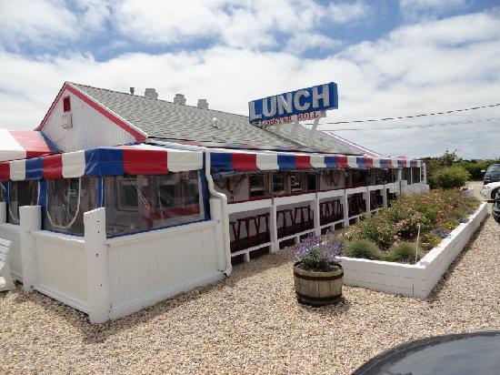 Lobster Roll Restaurant Outside Photo
