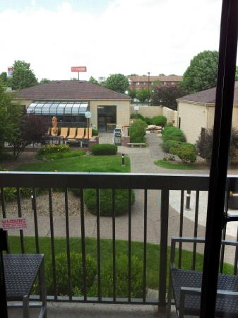 Courtyard Bettendorf Quad Cities: Room View