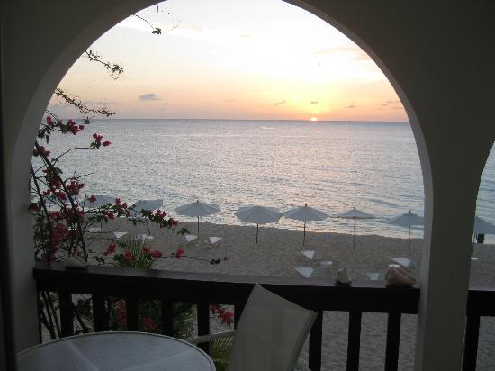 Carimar Beach Club: Beautiful sunsets