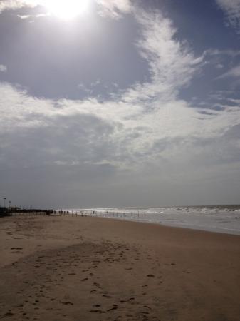 Bapatla, Indien: Suryalanka Beach View