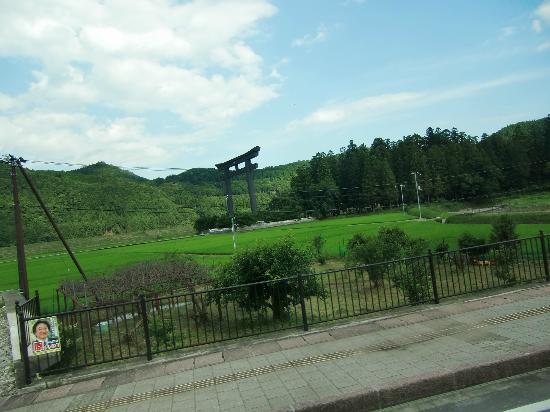 Tanabe, Japón: 高さ日本一の大鳥居