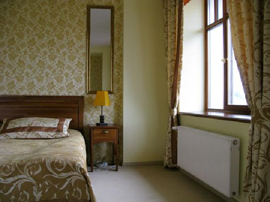 Club 1934: Спальня в люксе