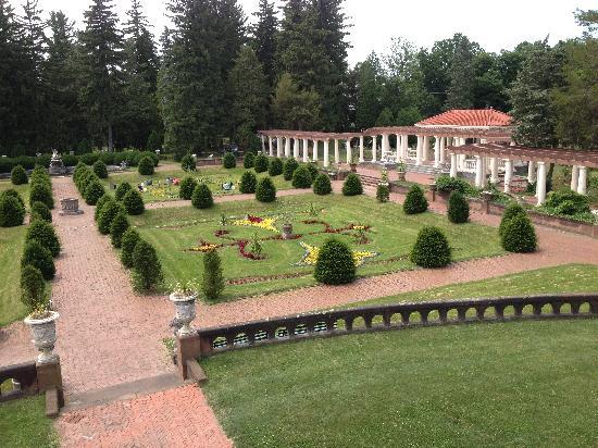 The Vagabond Inn: Sonneberg gardens 