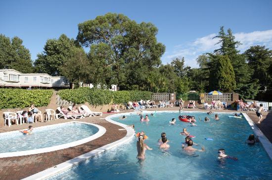 Parkdean Resorts - Landguard Holiday Park: Fabulous outdoor heated fun pool