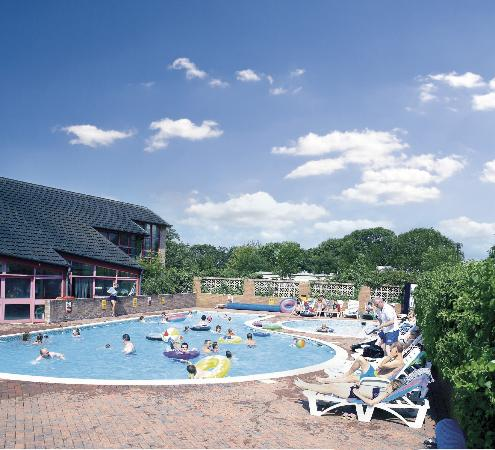 Parkdean Resorts - Landguard Holiday Park: Soak up the sun by the outdoor pool