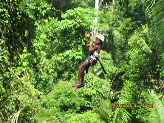 Belize Zip Line Canopy Tours: Fun, fun