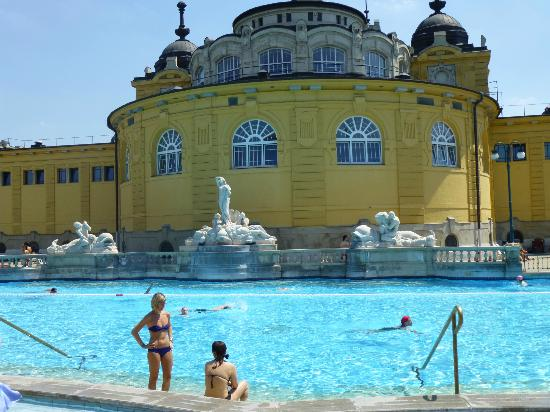 Danube Guest House: Baths A MUST DO