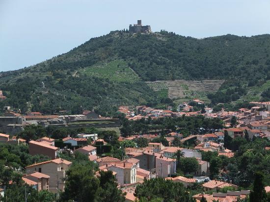 Chateau d'Ortaffa : Saint Elme Fort