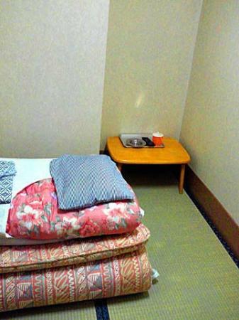 Business Hotel Fukudaya: 室内