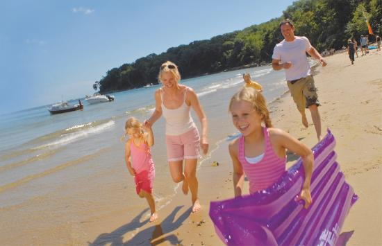 Nodes Point Holiday Park - Park Resorts : So much to do for families in the local area
