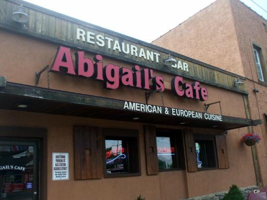 Abigail S Cafe Linden Menu Prices Amp Restaurant Reviews
