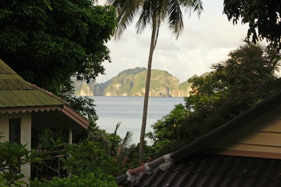 Phi Phi Bayview Resort: view from the room