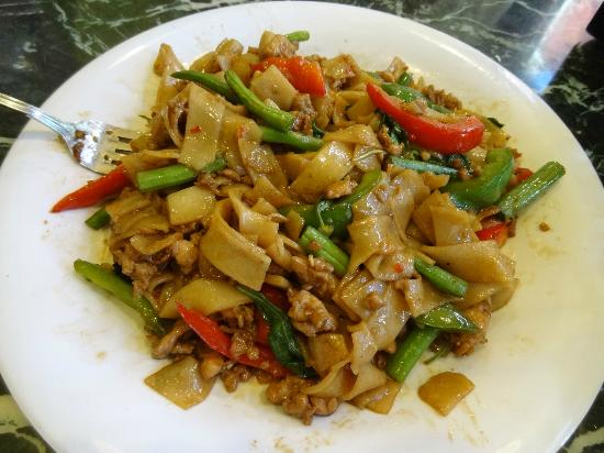 Tuk Tuk Thai Cafe : Pad kee mao