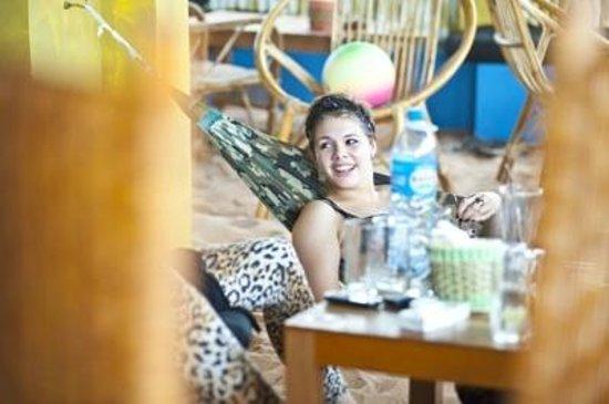 Top Banana Beach Bar: noice ladies