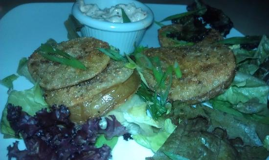 The Steele Pig: Fried Green Tomatoes