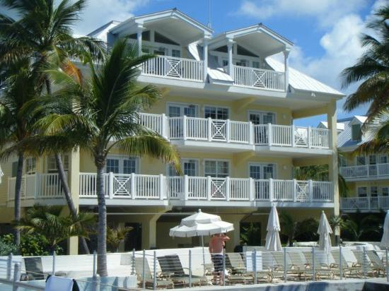 view of rooms from sunning deck picture of southernmost. Black Bedroom Furniture Sets. Home Design Ideas
