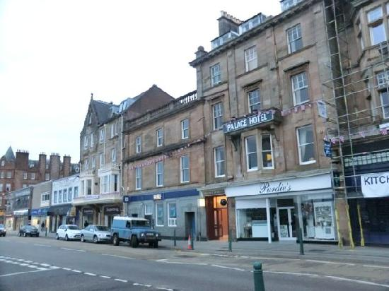 The Palace Hotel Oban